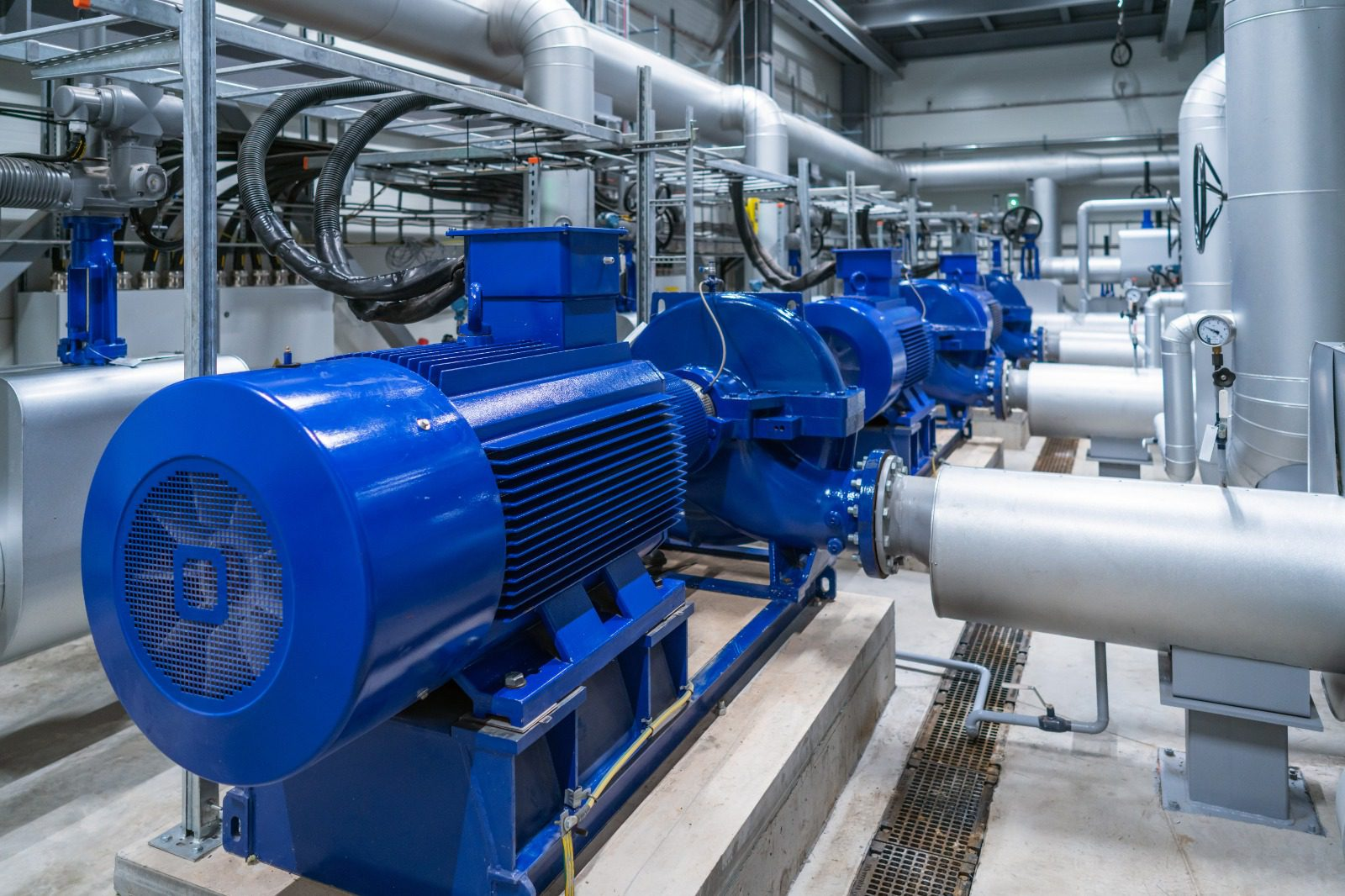 Even small efficiency increases in electric motors contribute significantly to operational efficiency.